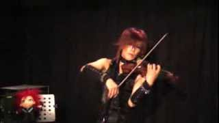 X JAPAN【Tears】YOSHIKI Tribute cover Take Violin Solo