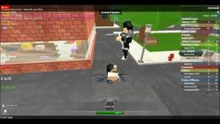 Chicken walk animation exploit on Roblox