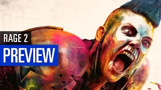 Rage 2 PREVIEW | So spielt sich der Open-World-Shooter