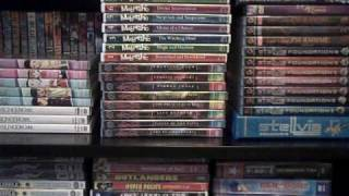 Anime DVDs In Depth Part 02 Top Shelf, Front