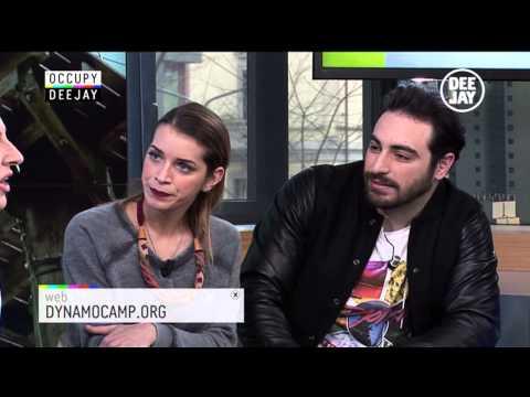 Occupy Deejay con Dynamo Camp, Wired.it e Giuliana Altamura
