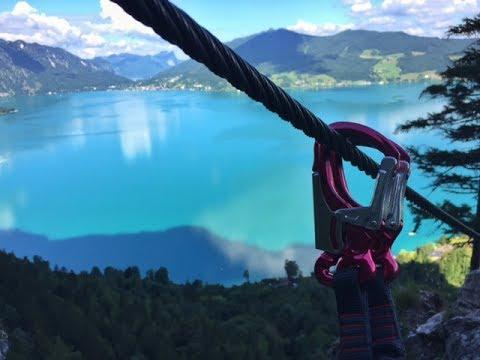 Klettersteig Mahdlgupf : Mahdlgupf m dahari