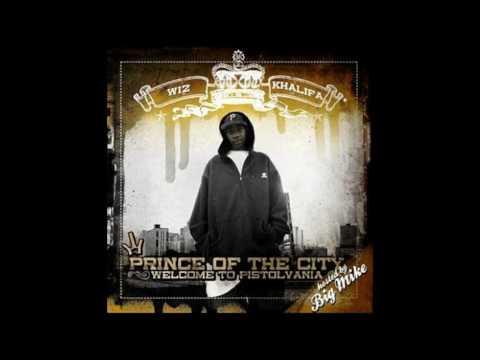 Wiz Khalifa - Walk Wit Me : Prince Of The City