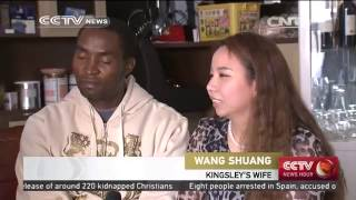 My China Story: African-Chinese couple set up family in China