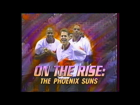 Phoenix Suns On The Rise - VOSTFR - VHS 1993