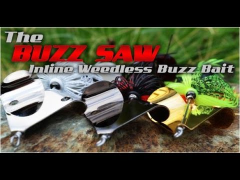 D&M Custom Baits Buzz Saw Review