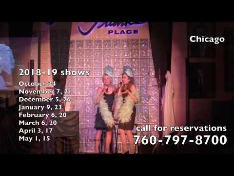 Broadway's Best at Indian Wells Hotel Resort 2018-19