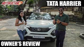 Tata Harrier Owner's Review - Owner shares her experience