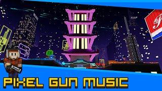 Parkour City 3018 / Parkour City 3019 - Pixel Gun 3D Soundtrac…