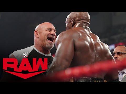 Goldberg emerges to