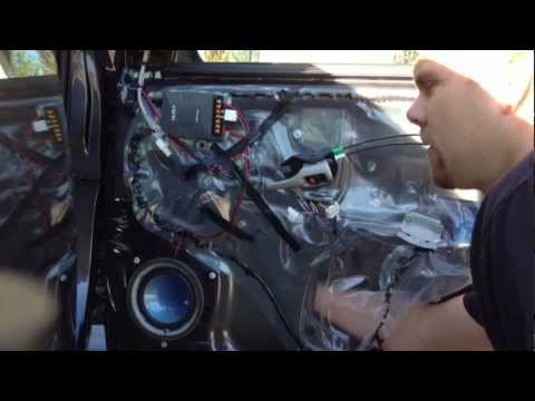how to install a 4 channel car audio amplifier for a 2009 2013 how to install a 4 channel car audio amplifier for a 2009 2013 toyota corolla