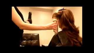 How to blowdry with volume tutorial
