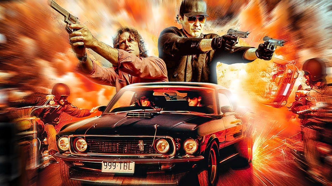 Drive Hard - Film COMPLET en français