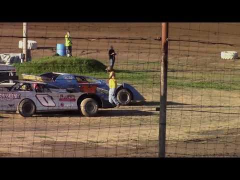 Hummingbird Speedway (9-15-18): BWP Bats Super Late Model Time Trials Group B