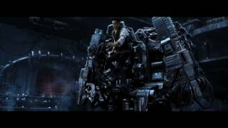 Matrix machine fight