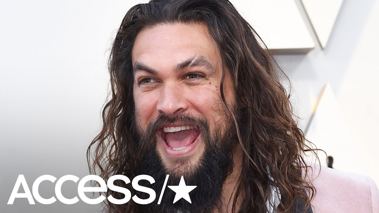 'Goodbye Drogo': Watch Jason Momoa shave off his famous beard