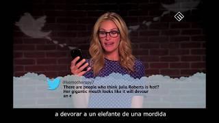 Celebrity Tweets sub español