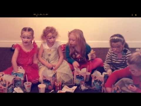 Lily Ness's  Popstar Party