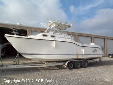 [SOLD] Used 2004 Baha Cruisers 296 King Kat in Venice, Louisiana