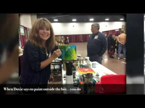 society of decorative painters conference 2015 - Society Of Decorative Painters