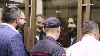Додгоҳи Маскав тамдиди ҳабси маллоҳони украиниро тасдиқ кард
