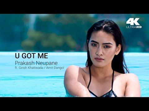 U GOT ME | OFFICIAL MUSIC VIDEO| PRAKASH, GIRISH, AMIT (B-8EIGHT)