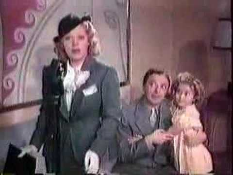 "Shirley Temple, ""But Definately"""