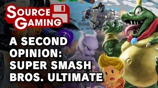 A Second Opinion: Super Smash Bros. Ultimate