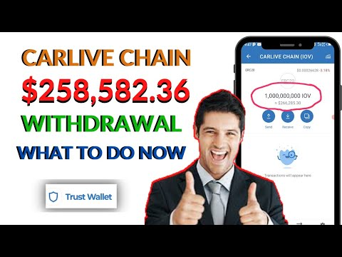 CARLIVE CHAIN $258,582.36 WITHDRAWAL   WHAT TO DO NOW