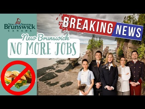 BREAKING NEWS: New Brunswick Is Not Accepting New Applications