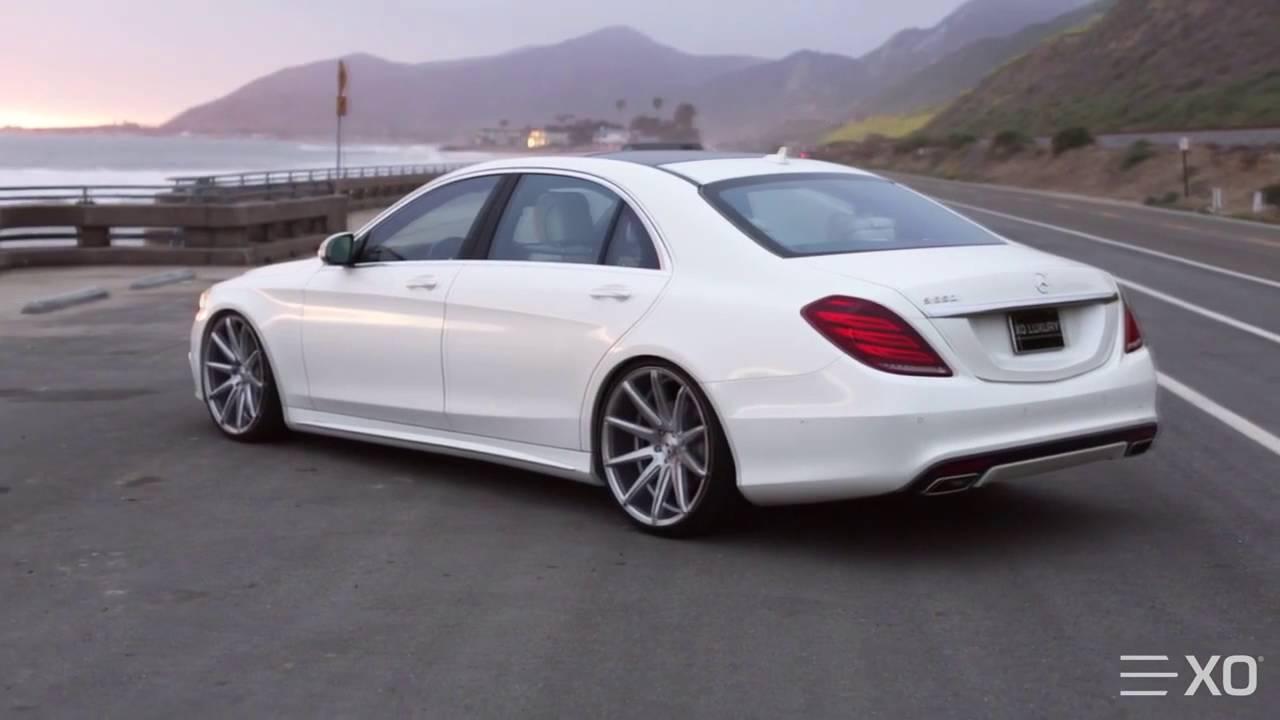 2015 mercedes benz s550 on xo luxury sydney wheels youtube for Mercedes benz sydney