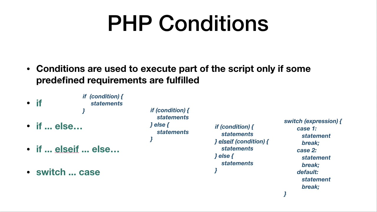 Php Numeric Array Examples Part 23 Youtube