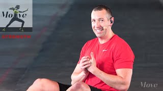 MOVE123 Basic Strength Exercise - 20 min