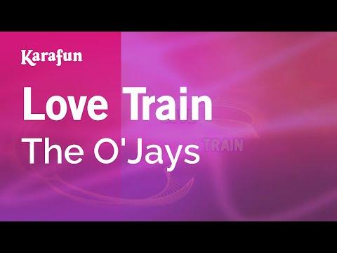 Karaoke Love Train - The O'Jays *