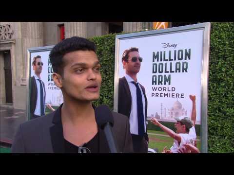 Million Dollar Arm: Madhur Mittal