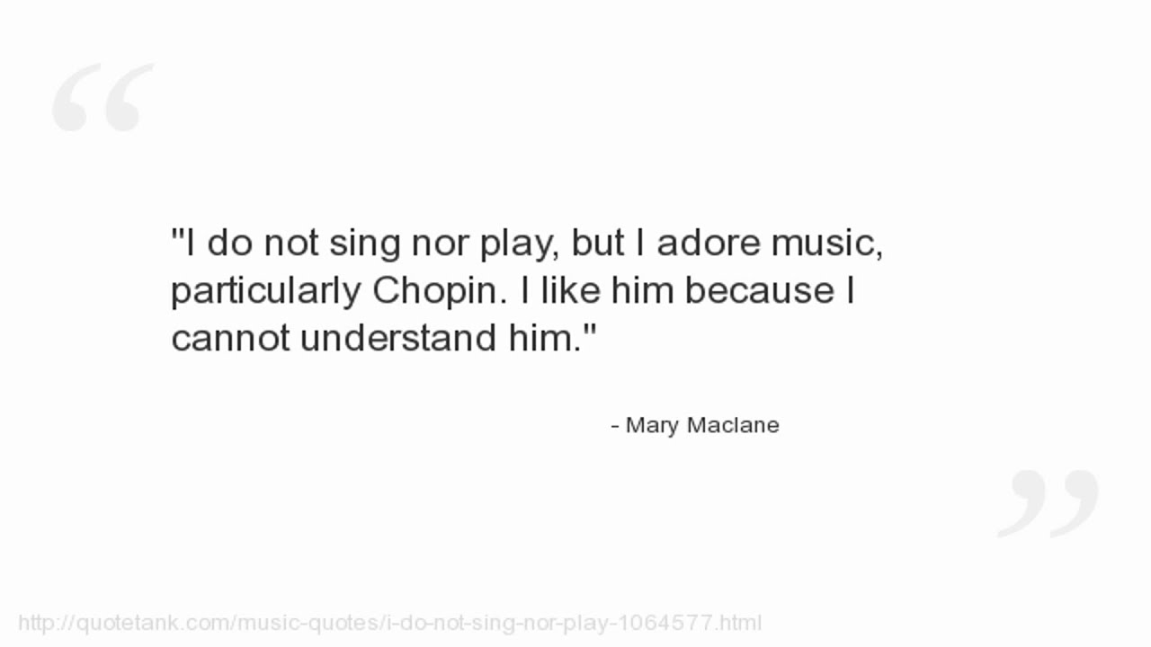 I Like Him Quotes Mary Maclane Quotes  Youtube