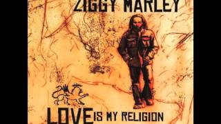 "Ziggy Marley - ""Love Is My Religion (Acoustic)"" 