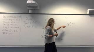 Sætning 5.7 determinant og areal