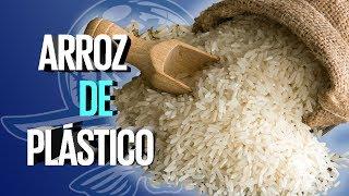 ¿Se vende arroz de plastico en México?
