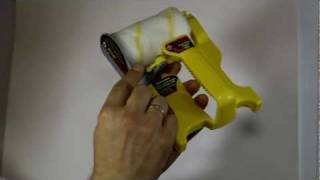 АкуБраш - малярный валик для покраски углов и стыков.(При помощи АкуБраш вы быстро покрасите стены, стыки с потолком, обойдете дверные косяки и оконные рамы,..., 2011-11-22T19:00:01.000Z)