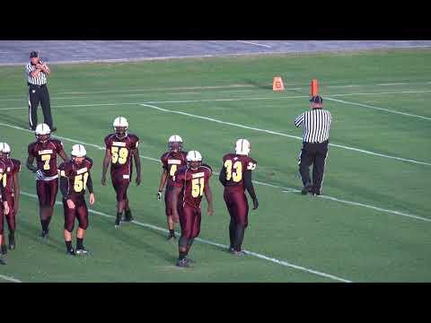 Crescent City High vs Lecanto High Football 8-25-17