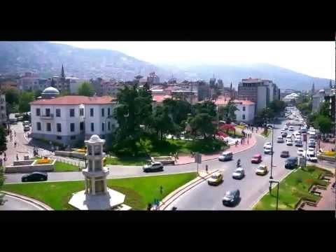Bursa - Türkiye Tanıtım Videosu   Loyal Makina