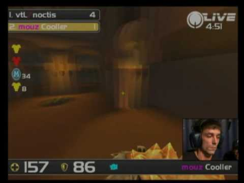IEM Dubai Quake Live - Noctis vs Cooller 1/5