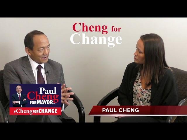 PAUL CHENG talking with Jen Dafoe - S.W.I.M.