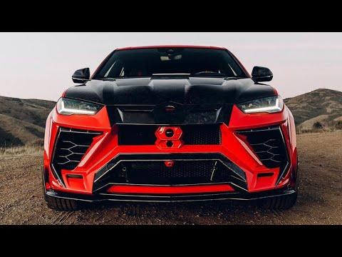 Как этот Lamborghini Urus стал Audi RS Q8 ? Обзор INFAM