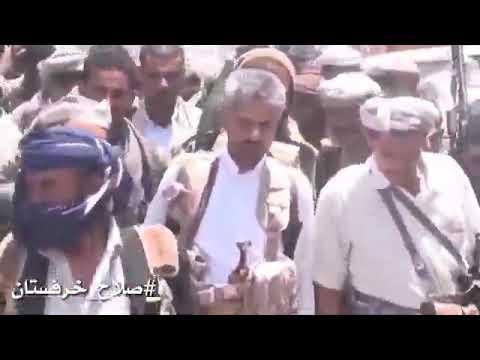 ابن اليمن  الشيخ حمود  المخلافي اسد في زمان الغدر