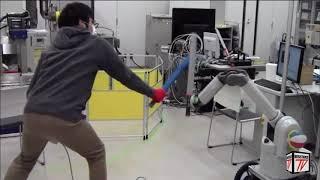 El Robot de Boston Dynamics Ahora ya Puede pelear contra un Humano