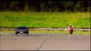 vuclip Lamborghini Gallardo Superleggera VS Ducati 1098