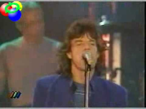 THE ROLLING STONES - VOODOO LOUNGE - CHILE 1995 - NOT FADE AWAY