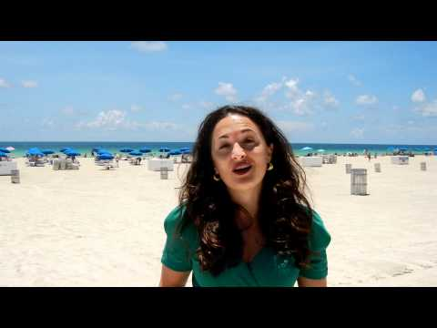 Waterfront Property is Valuable: Case Study Miami Beach - Suzanne Hollander, Professor Real Estate®